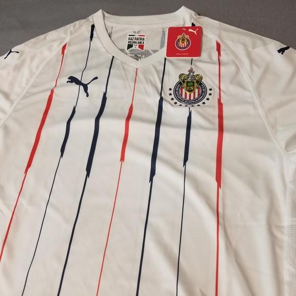 c6910167e Chivas De Guadalajara Soccer Jersey. NWT. Puma